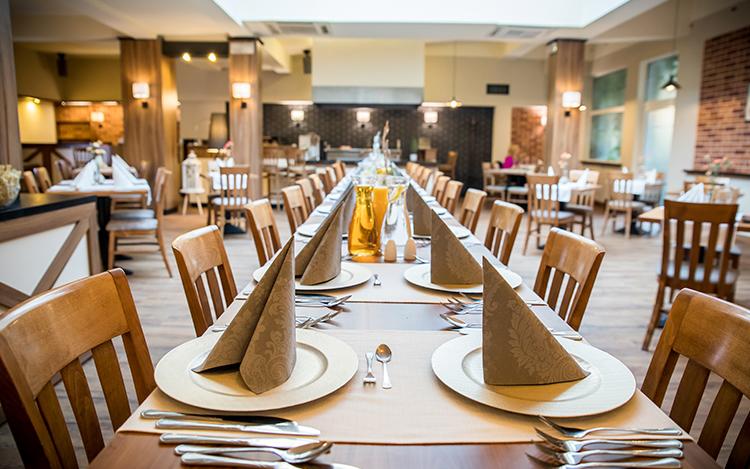 Imprezy okolicznościowe w Restauracji Diament